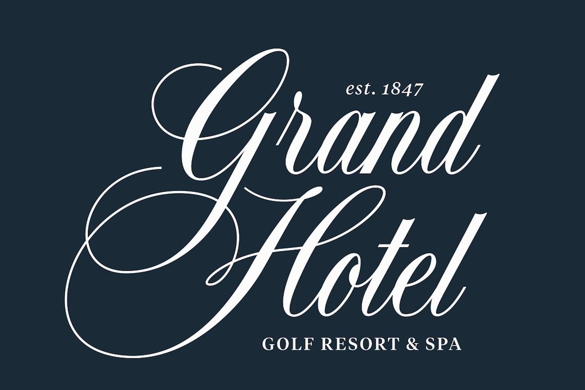 Grand Hotel Marriott Resort logo
