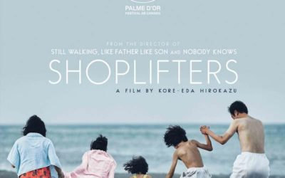 January Monthly Movie: Shoplifters