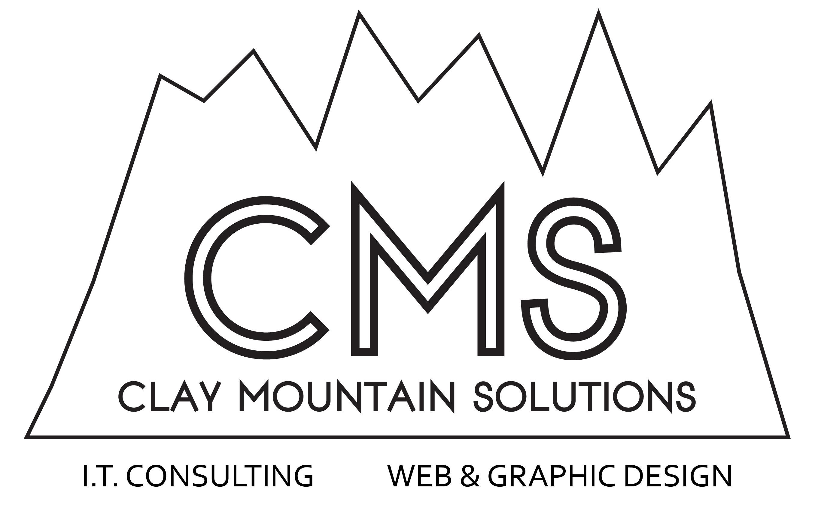 Clay Mountain Solutions logo